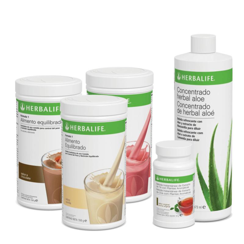 Productos herbalife para bajar de peso precios
