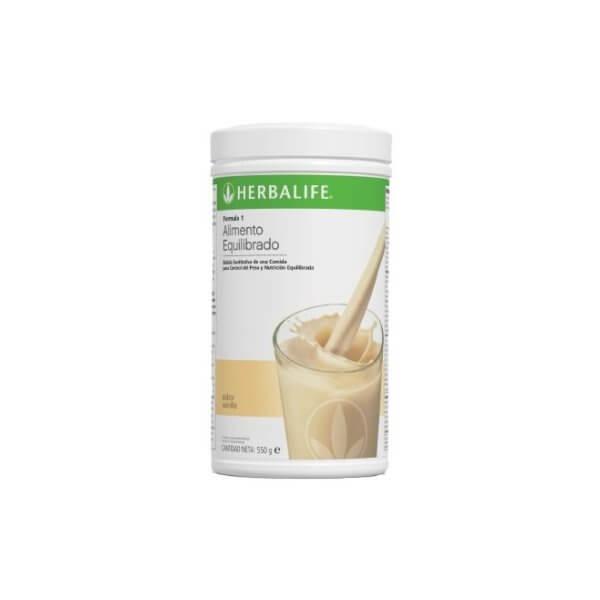 Fórmula 1 Batido Nutricional Herbalife sabor Vainilla