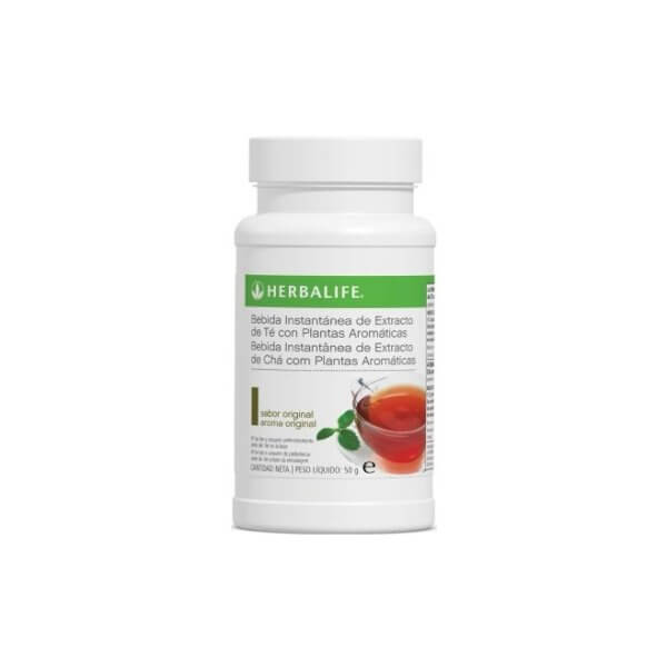 Té Concentrado de Hierbas Herbalife sabor Original 50gr